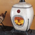 Earthfire Ceramic Fireplaces