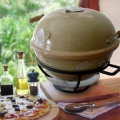 Earthfire Ceramic Pizza Oven