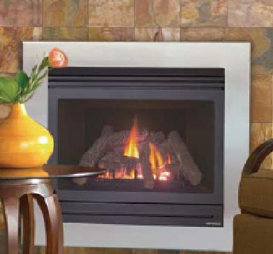 heat and glo sl 550 fusion gas fireplace living room. heat and glo ...