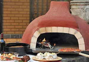Pizza Oven - Wood