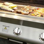 Syam Authentic 3 Burner Gas Braai
